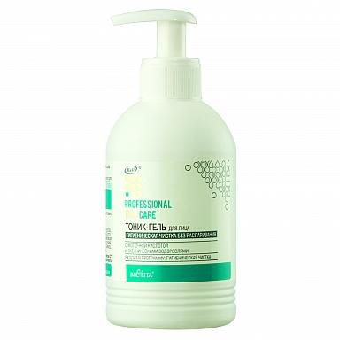 ТОНИК-ГЕЛЬ Гигиеническая чистка без распаривания с молочной кислотой и океаническими водорослями