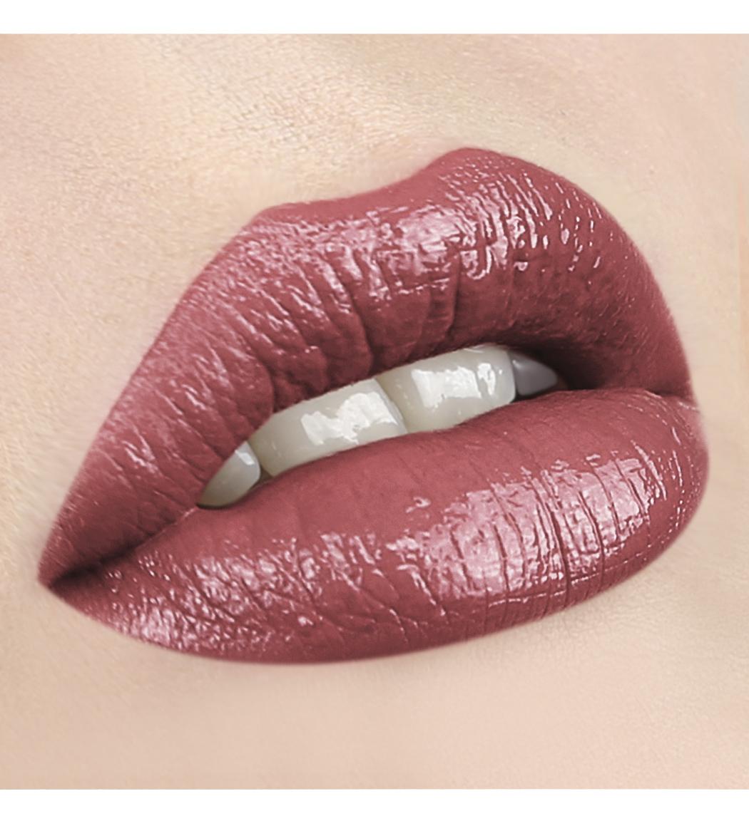 LUXVISAGE-55 розово-коричневый с жемчужным мерцанием