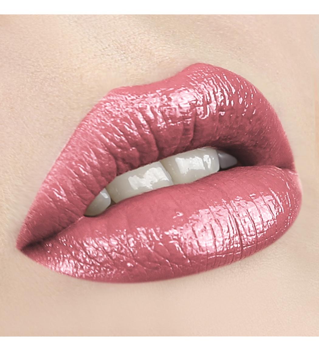 LUXVISAGE-62 натуральный розовый с жемчужным мерцанием